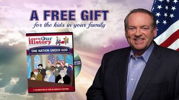 Learn Our History TV Spot, 'Free God DVD' - Thumbnail 1