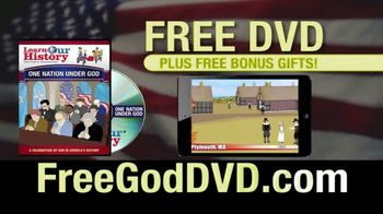 Learn Our History TV Spot, 'Free God DVD' - Thumbnail 7