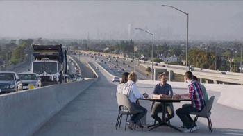 Chevrolet TV Spot, 'Freeway Talk: Table Talk' [T1] - 4986 commercial airings