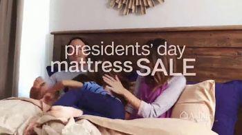 Ashley HomeStore Presidents' Day Mattress Sale TV Spot, 'Adjustable Sets' - Thumbnail 2