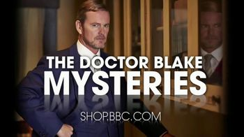 The Doctor Blake Mysteries Home Entertainment TV Spot - Thumbnail 3
