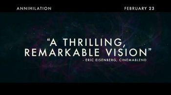 Annihilation - Alternate Trailer 10