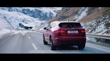 Jaguar Impeccable Timing Sales Event TV Spot, 'Adapt: 2018 Jaguar F-PACE' [T2] - Thumbnail 3