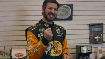 NASCAR Fantasy Live TV Spot, 'Better Luck Next Week' Feat. Martin Truex Jr. - Thumbnail 5