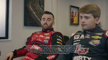 NASCAR Fantasy Live TV Spot, 'Better Luck Next Week' Feat. Martin Truex Jr. - Thumbnail 9