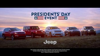 Jeep Presidents' Day Event TV Spot, 'Flex Your Freedom' [T1] - Thumbnail 9