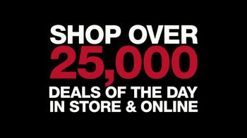 Macy's One Day Sale TV Spot, 'Kitchen Electrics, Pillows and Suits' - Thumbnail 10