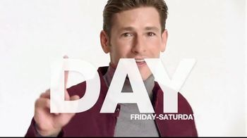Macy's One Day Sale TV Spot, 'Kitchen Electrics, Pillows and Suits' - Thumbnail 2