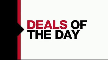 Macy's One Day Sale TV Spot, 'Kitchen Electrics, Pillows and Suits' - Thumbnail 3
