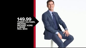 Macy's One Day Sale TV Spot, 'Kitchen Electrics, Pillows and Suits' - Thumbnail 8