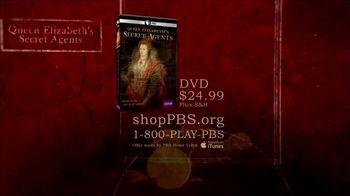 Queen Elizabeth's Secret Agents Home Entertainment TV Spot
