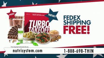 Nutrisystem Presidents' Day Sale TV Spot, 'Turbo13' - 1057 commercial airings