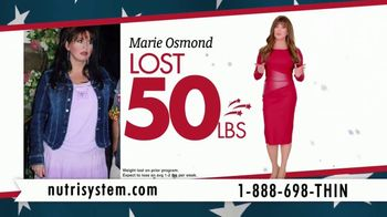 Nutrisystem Presidents' Day Sale TV Spot, 'Turbo13' - Thumbnail 3