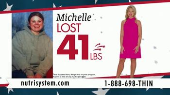 Nutrisystem Presidents' Day Sale TV Spot, 'Turbo13' - Thumbnail 4