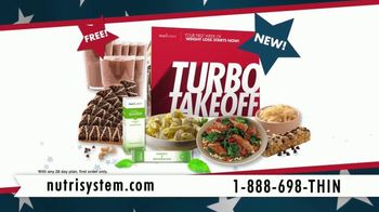 Nutrisystem Presidents' Day Sale TV Spot, 'Turbo13' - Thumbnail 6