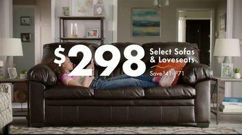 Big Lots Presidents' Day Deals TV Spot, 'Joy: Sofas and Loveseats' - Thumbnail 8