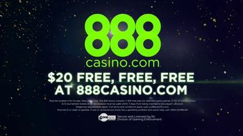 888casino TV Spot, 'Bob Haircut' - Thumbnail 8