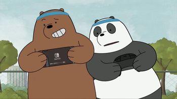 Splatoon 2 TV Spot, 'Cartoon Network: Bears Battle for Turf'