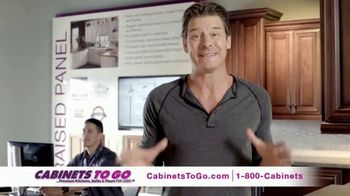 Cabinets To Go TV Spot, '$1000 Cash Back' Featuring Ty Pennington - Thumbnail 1