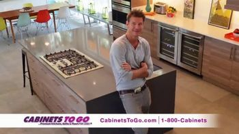Cabinets To Go TV Spot, '$1000 Cash Back' Featuring Ty Pennington - Thumbnail 2