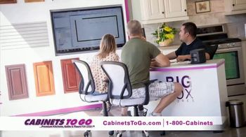 Cabinets To Go TV Spot, '$1000 Cash Back' Featuring Ty Pennington - Thumbnail 6