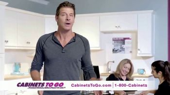 Cabinets To Go TV Spot, '$1000 Cash Back' Featuring Ty Pennington - Thumbnail 7