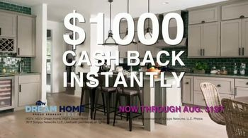 Cabinets To Go TV Spot, '$1000 Cash Back' Featuring Ty Pennington - 52 commercial airings