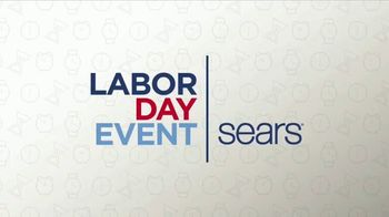 Sears Labor Day Event TV Spot, 'Top Brand Appliances' - Thumbnail 2