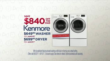 Sears Labor Day Event TV Spot, 'Top Brand Appliances' - Thumbnail 4