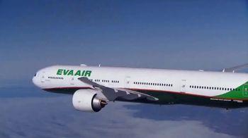 EVA Air TV Spot, 'Service to Taipei'