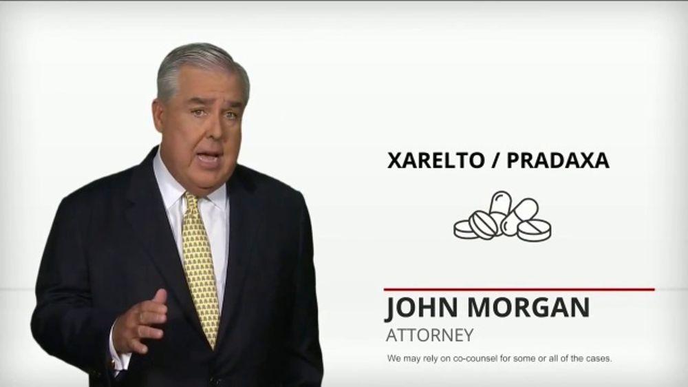 classaction com tv commercial xarelto and pradaxa ispot tv