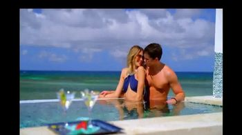 Sandals Resorts TV Spot, 'New Over-the-Water Villas' - 104 commercial airings