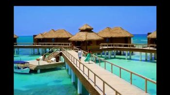 Sandals Resorts TV Spot, 'New Over-the-Water Villas' - Thumbnail 1