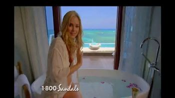 Sandals Resorts TV Spot, 'New Over-the-Water Villas' - Thumbnail 4