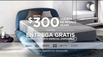 Sears Evento de Labor Day TV Spot, 'Marcas lideres de colchones' [Spanish] - Thumbnail 4