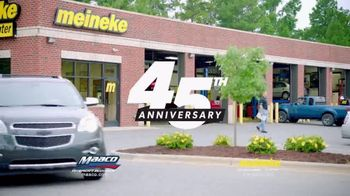 Maaco TV Spot, '45th Anniversary: Paint Service and Oil Change' - Thumbnail 9