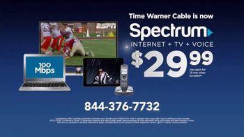 Spectrum Internet, TV & Voice TV Spot, 'One Call, One Bill' - Thumbnail 8