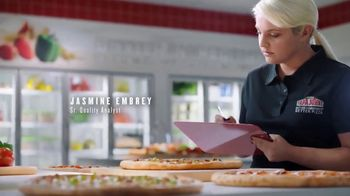 Papa John's XL 2-Topping Pizza TV Spot, 'Quality Control' - Thumbnail 3