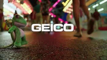 GEICO TV Spot, 'The Gecko Visits Coney Island' - Thumbnail 10