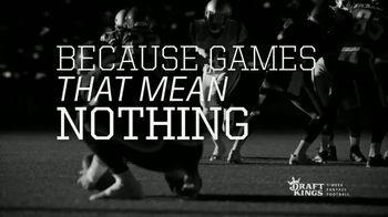 DraftKings Billion Dollar Lineup TV Spot, 'Why Do You Play?' - Thumbnail 2