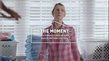 Lowe's TV Spot, 'The Moment: Laundry Load' - Thumbnail 2