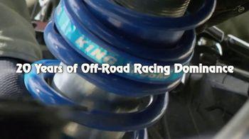 King Shocks TV Spot, 'Racing Dominance' - Thumbnail 4