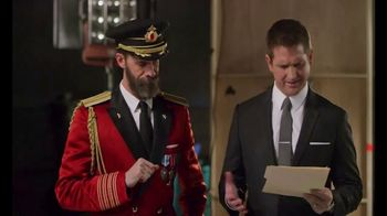 Hotels.com TV Spot, 'Pizza: Classic Rivalry' Featuring Todd McShay