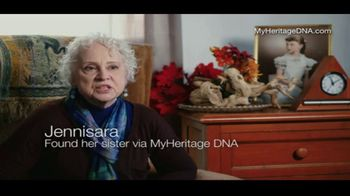 MyHeritage DNA TV Spot, 'Sisters Reunited: August' - Thumbnail 4