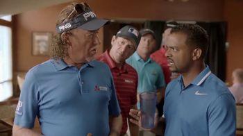 PGA TOUR TV Spot, 'Charles Schwab Cup' Ft. Alfonso Ribeiro, Bernhard Langer