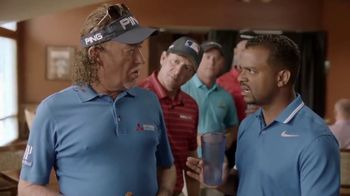 PGA TOUR TV Spot, 'Charles Schwab Cup' Ft. Alfonso Ribeiro, Bernhard Langer - 267 commercial airings