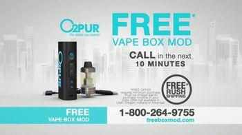 O2PUR TV Spot, 'Vape Box Mod'