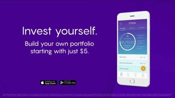 Stash Invest: Investing & Financial Education TV Spot, 'Invest Yourself' - Thumbnail 8