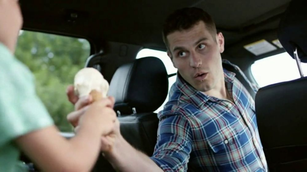 Navy Federal Credit Union TV Commercial, 'Ice Cream'