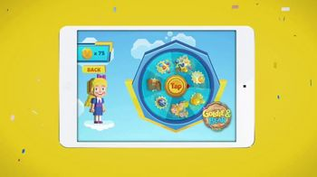 Disney Junior App TV Spot, 'Goldie and Bear: Super Summer Arcade'